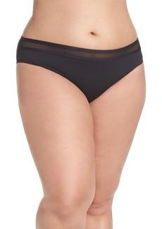 Tommy Bahama Mesh Bikini Bottoms (Plus Size) (Nordstrom Exclusive)