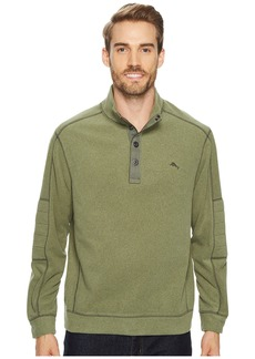 Tommy Bahama Michael Fleecebender Snap Mock
