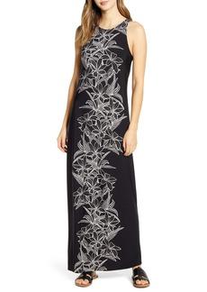 Tommy Bahama Midnight Blooms Maxi Dress