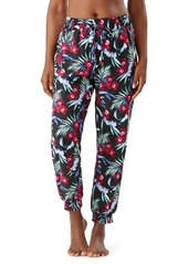 Tommy Bahama Midnight Orchid Joggers