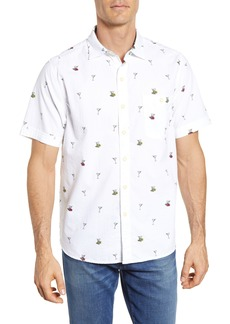 Tommy Bahama Mix Master Seersucker Shirt