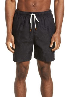 Tommy Bahama Naples Coastal Fronds Swim Trunks