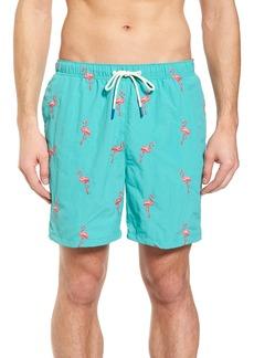 Tommy Bahama Naples Flamingo Coast Swim Trunks