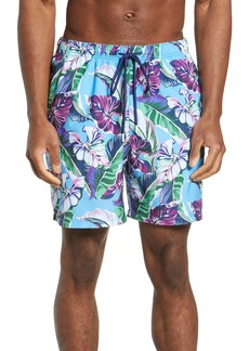 Tommy Bahama Naples Let's Be Fronds Classic Fit Swim Trunks