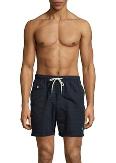 Tommy Bahama Naples Point Elastic Waist Swim Trunks