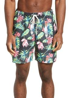 Tommy Bahama Naples Tahitian Tweets Swim Trunks