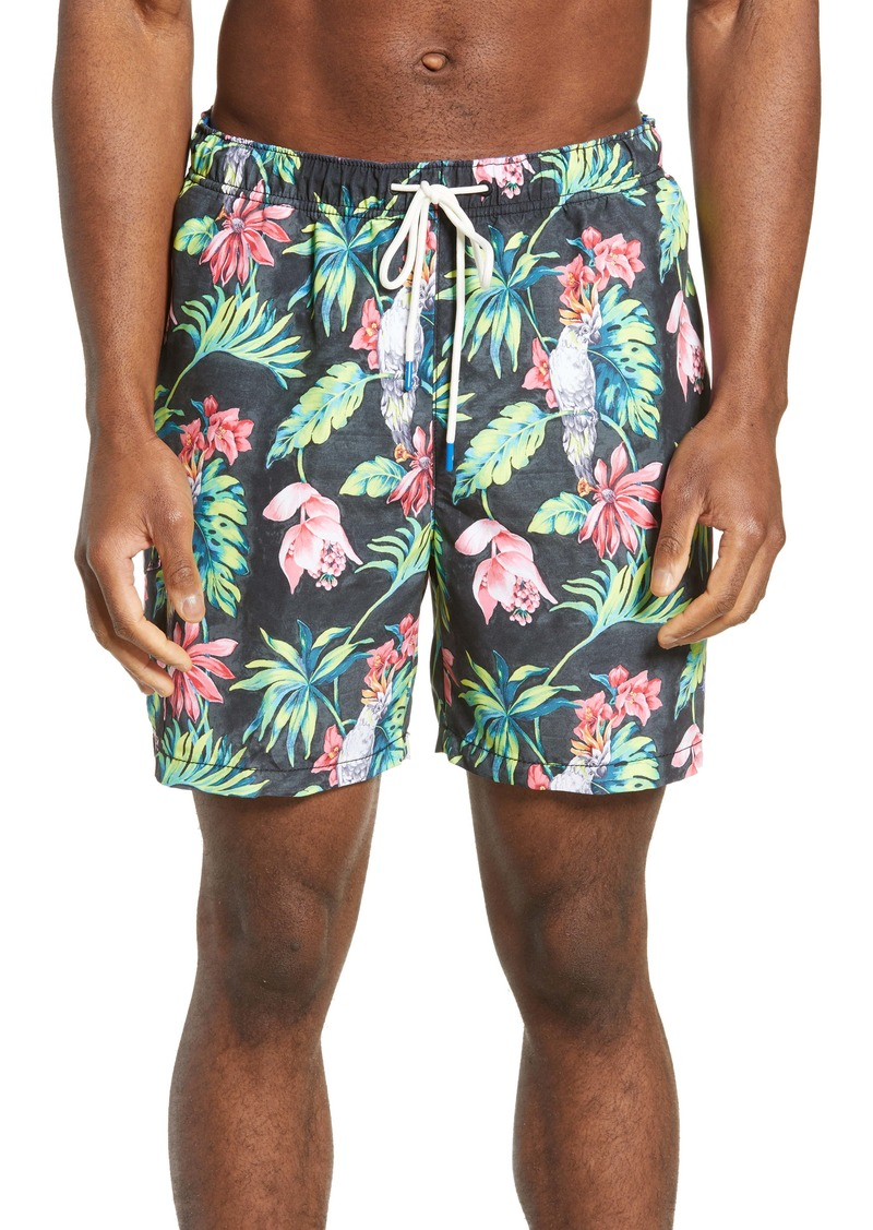 Tommy Bahama Naples Tahitian Tweets Swim Trunks