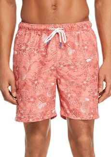 Tommy Bahama Naples Tiki Luau Swim Trunks