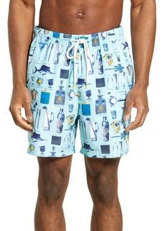 Tommy Bahama Naples Well Stocked Swim Trunks