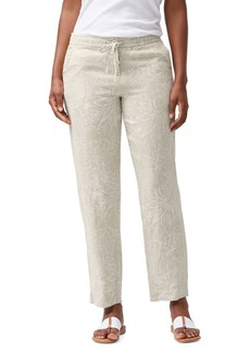 Tommy Bahama Nat Tapered Linen Pants