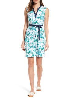 Tommy Bahama Naxos Blooms Short Jersey Dress