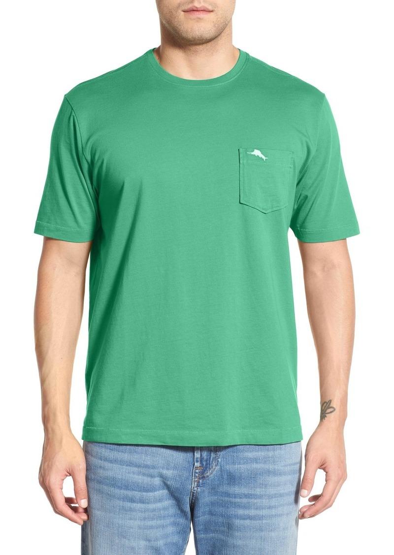 Tommy Bahama Tommy Bahama New Bali Sky Pima Cotton Pocket