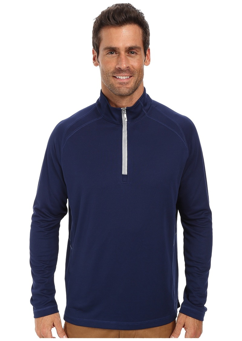 Tommy Bahama New Firewall Half Zip Sweatshirt