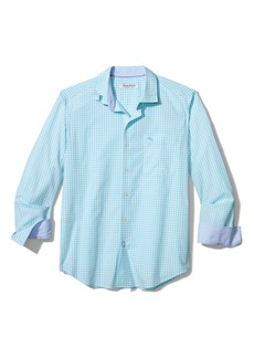 Tommy Bahama Newport Gingham Button-Up Shirt
