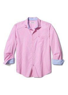 Tommy Bahama Newport Grazie Gingham Button-Up Shirt