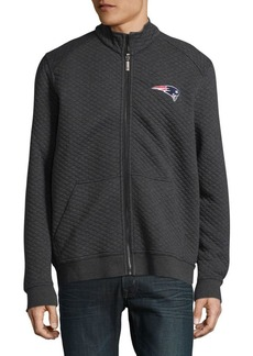 Tommy Bahama NFL Quilt Essential Full Zip Soft Jacket