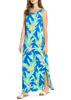 Tommy Bahama Nirvana Night Floral Maxi Dress