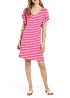 Tommy Bahama Nolina Ruffle Sleeve Dress
