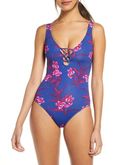 Tommy Bahama Oasis Blossoms One-Piece Swimsuit
