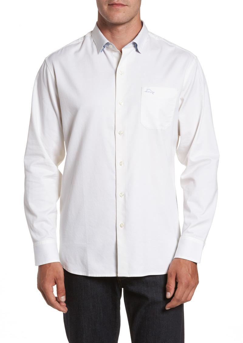Tommy Bahama Oasis Twill Sport Shirt