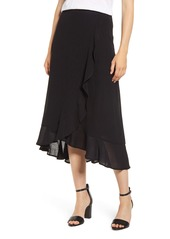 Tommy Bahama Oasis Waves Flounce Skirt