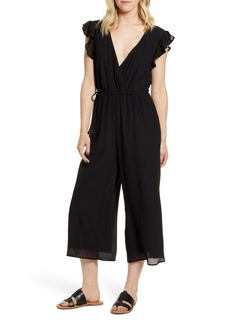 Tommy Bahama Oasis Waves Gauze Jumpsuit