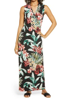 Tommy Bahama Oceanic Orchid Maxi Dress