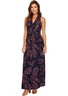 Tommy Bahama Paisley Daze Sleeveless Maxi Dress