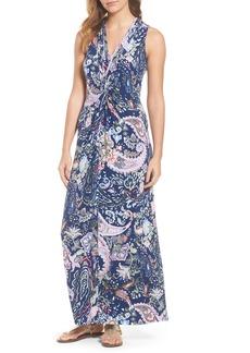 Tommy Bahama Paisley Promenade Maxi Dress