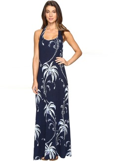 Tommy Bahama Palm Tree Tropics Maxi Dress