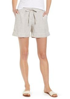 Tommy Bahama Palmbray Linen Shorts