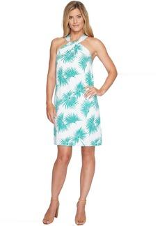 Tommy Bahama Palmyria Short Halter Dress