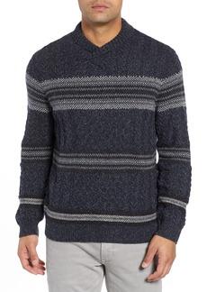 Tommy Bahama Palo Verde Shawl Sweater