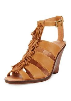 Tommy Bahama Palrinna Fringe Wedge Sandal
