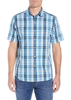 Tommy Bahama Papagayo Plaid Sport Shirt