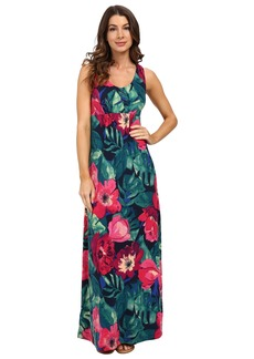 Tommy Bahama Paradise Poppies Long Dress
