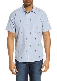 Tommy Bahama Parrot Mamba Sport Shirt