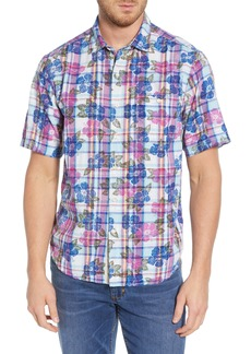 Tommy Bahama Pastino Plaid Shirt