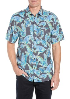 Tommy Bahama Patina Palms Short Sleeve Sport Shirt