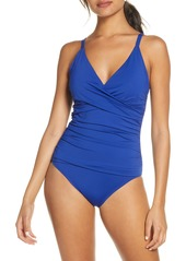 Tommy Bahama Pearl One-Piece Swimsuit