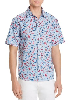 Tommy Bahama Pesca Fiesta Short-Sleeve Classic Fit Camp Shirt