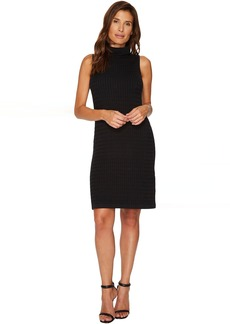 Pickford Sleeveless Turtleneck Dress