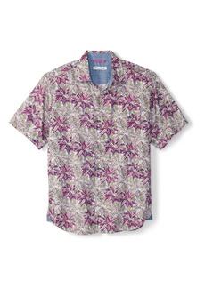 Tommy Bahama Plantain Jungle Short Sleeve Button-Up Shirt