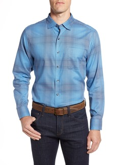 Tommy Bahama Pocora Plaid Sport Shirt