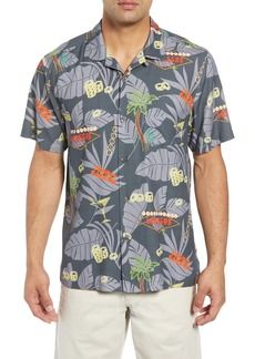 Tommy Bahama Poker in Paradise Silk Camp Shirt