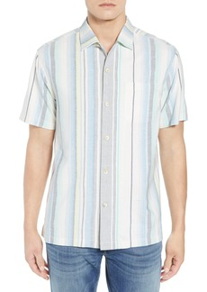 Tommy Bahama Posado Sands Silk Camp Shirt
