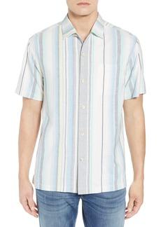 Tommy Bahama Posado Sands Silk Camp Shirt