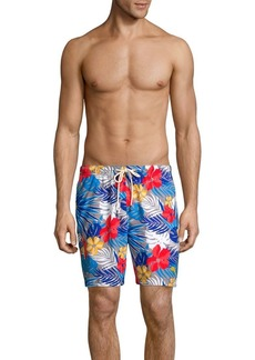 Tommy Bahama Prickly Pears Palms Swim Shorts