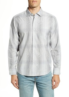Tommy Bahama Primo Palms Classic Fit Plaid Sport Shirt