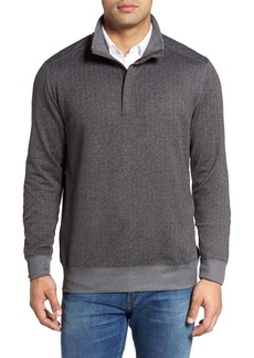 Tommy Bahama Pro Formance Quarter Zip Sweater